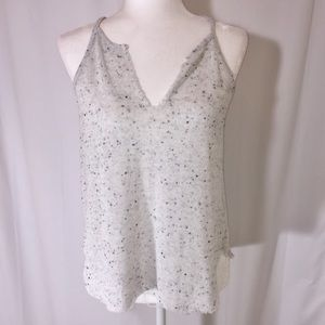 Project Social T Urban Outfitters Grey V-neck Tank